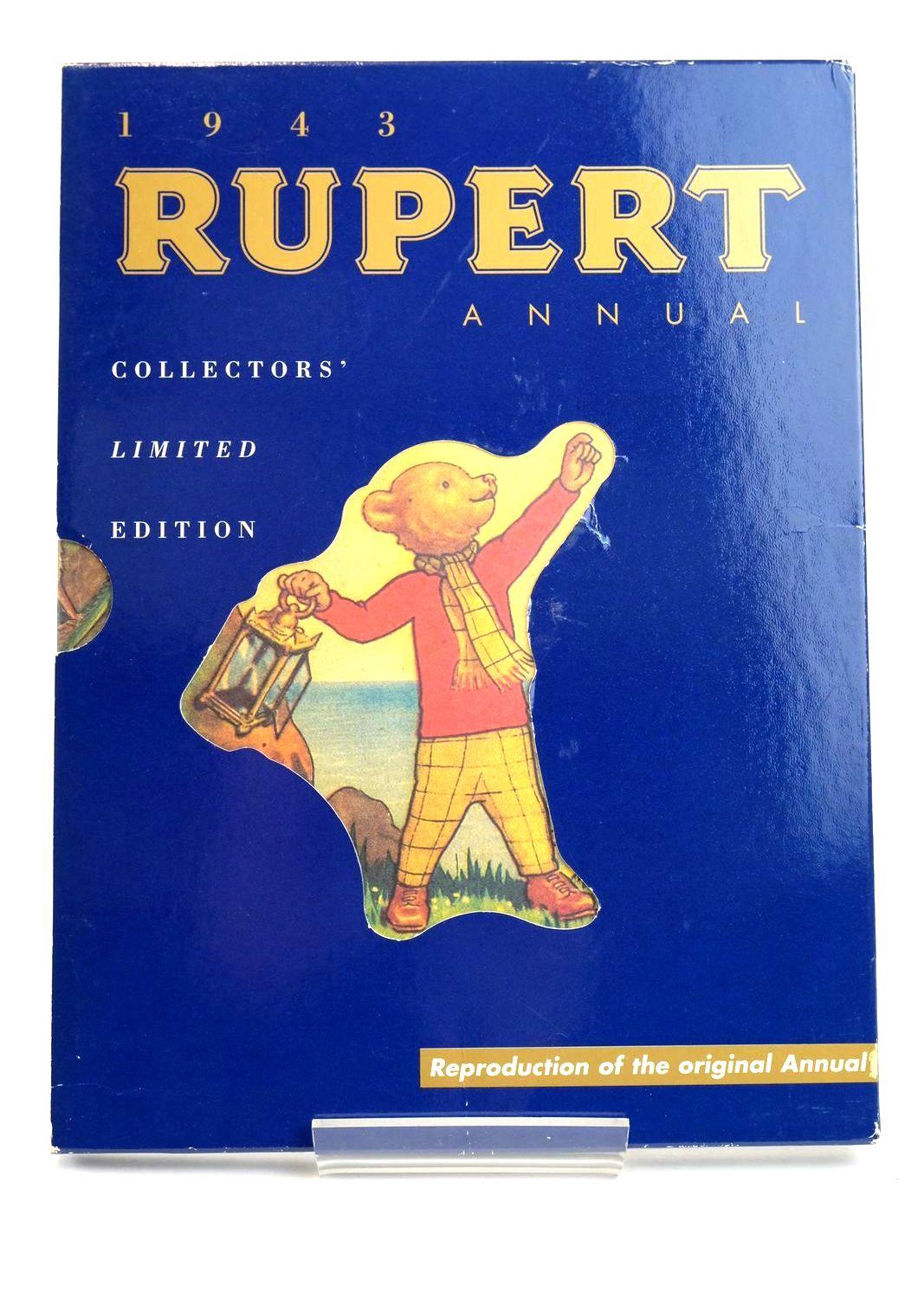Photo of RUPERT ANNUAL 1943 (FACSIMILE) - MORE RUPERT ADVENTURES- Stock Number: 1319412