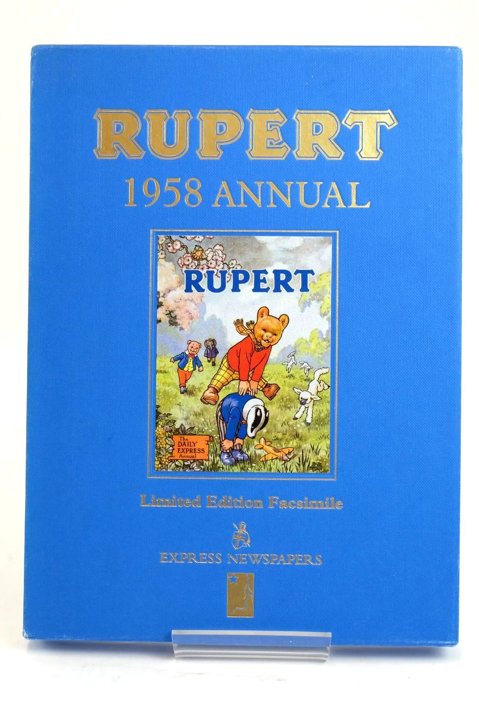 Photo of RUPERT ANNUAL 1958 (FACSIMILE)- Stock Number: 1319415