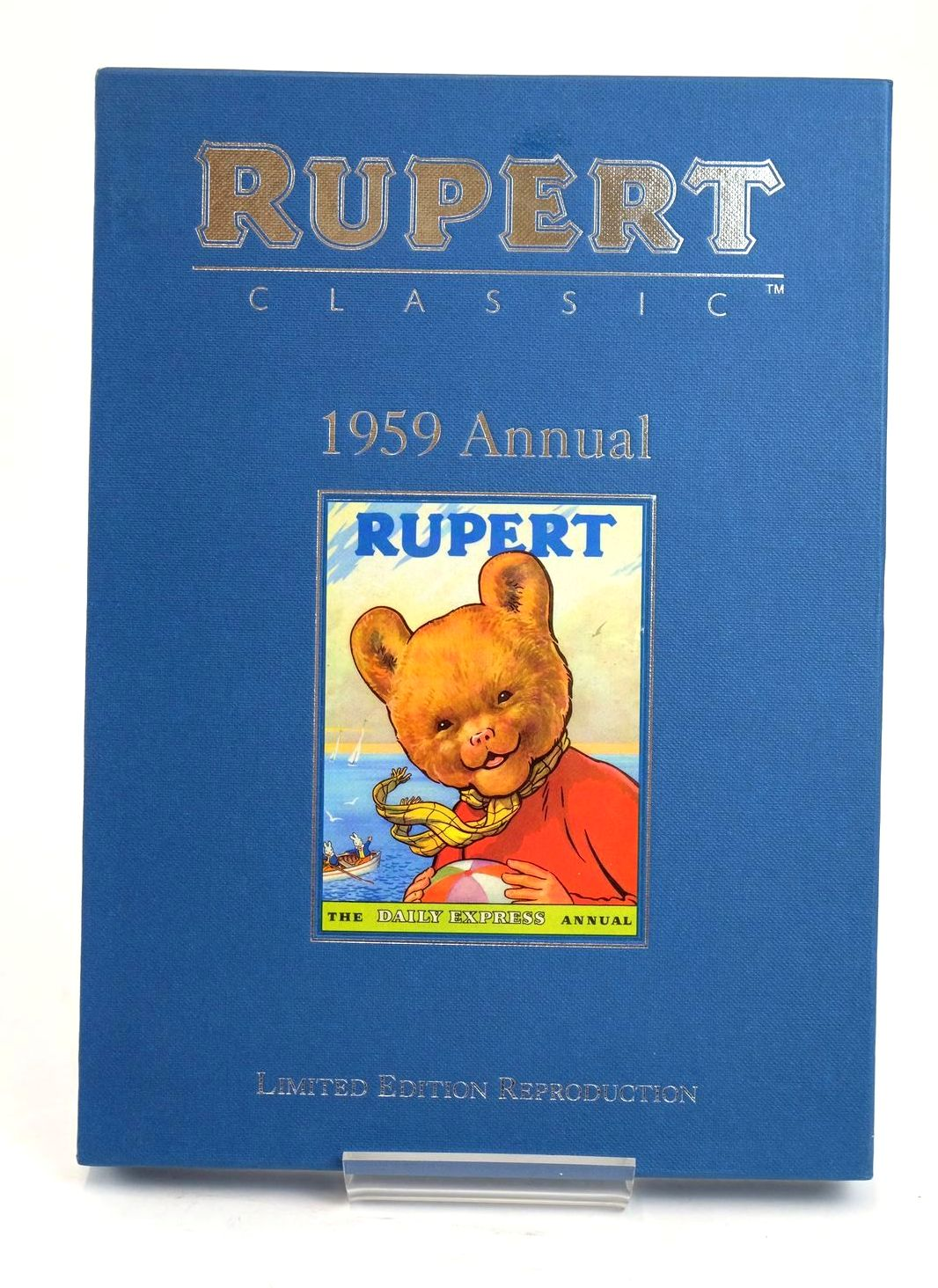 Photo of RUPERT ANNUAL 1959 (FACSIMILE)- Stock Number: 1319416