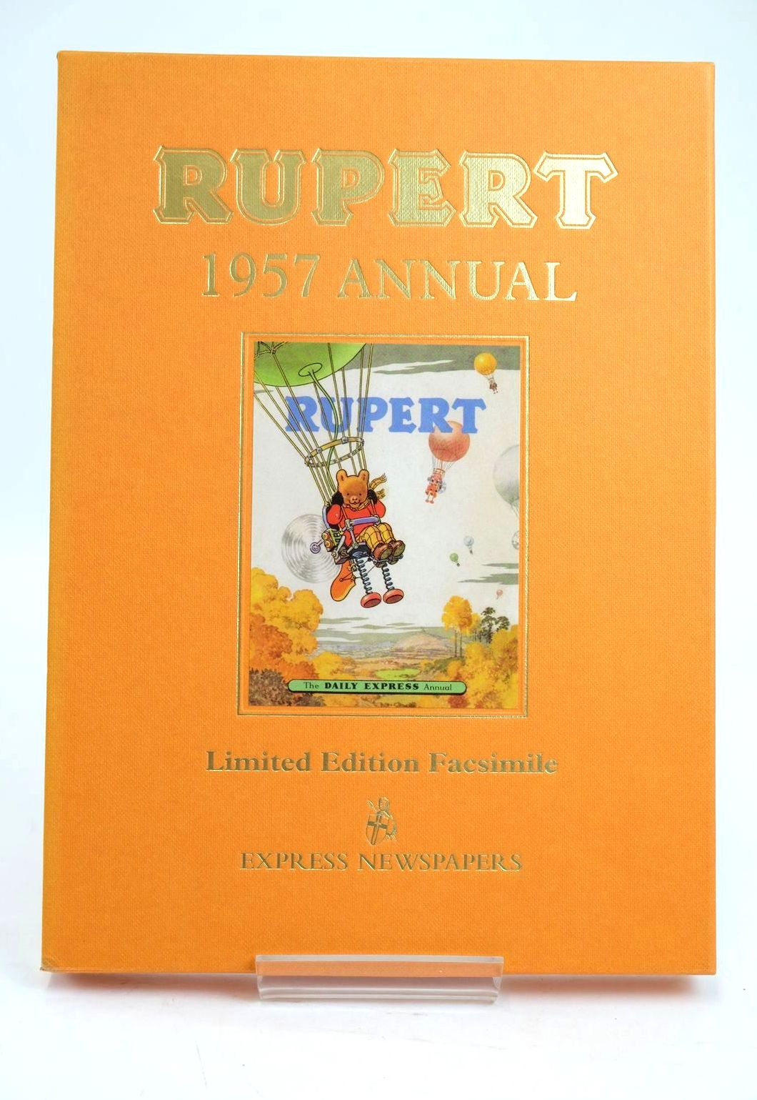 Photo of RUPERT ANNUAL 1957 (FACSIMILE)- Stock Number: 1319418