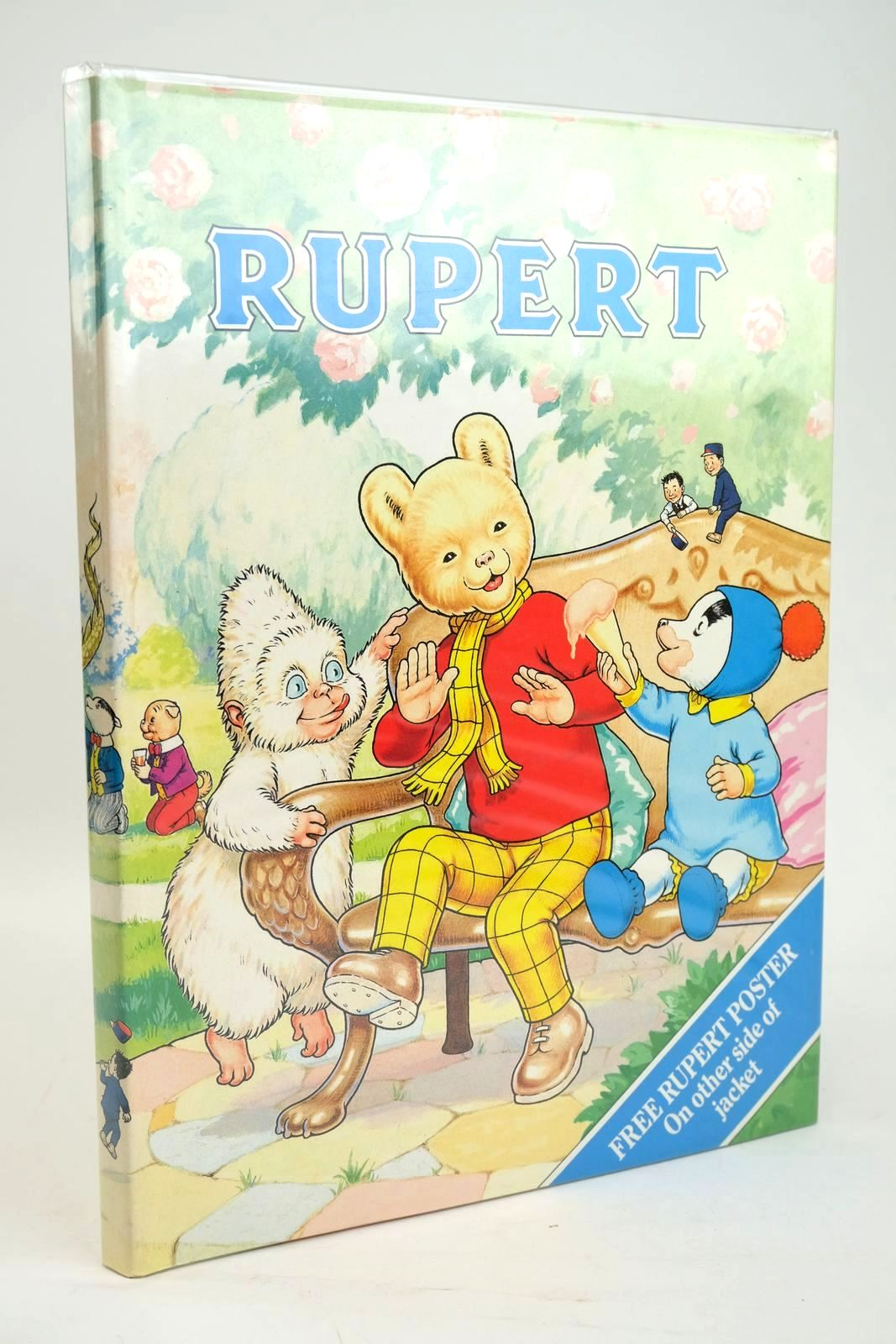 Photo of RUPERT ANNUAL 1990- Stock Number: 1319421