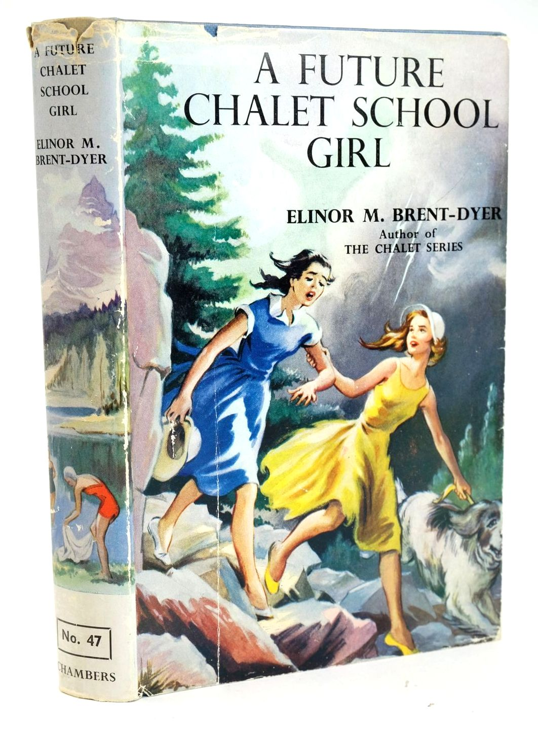 Photo of A FUTURE CHALET SCHOOL GIRL- Stock Number: 1319425