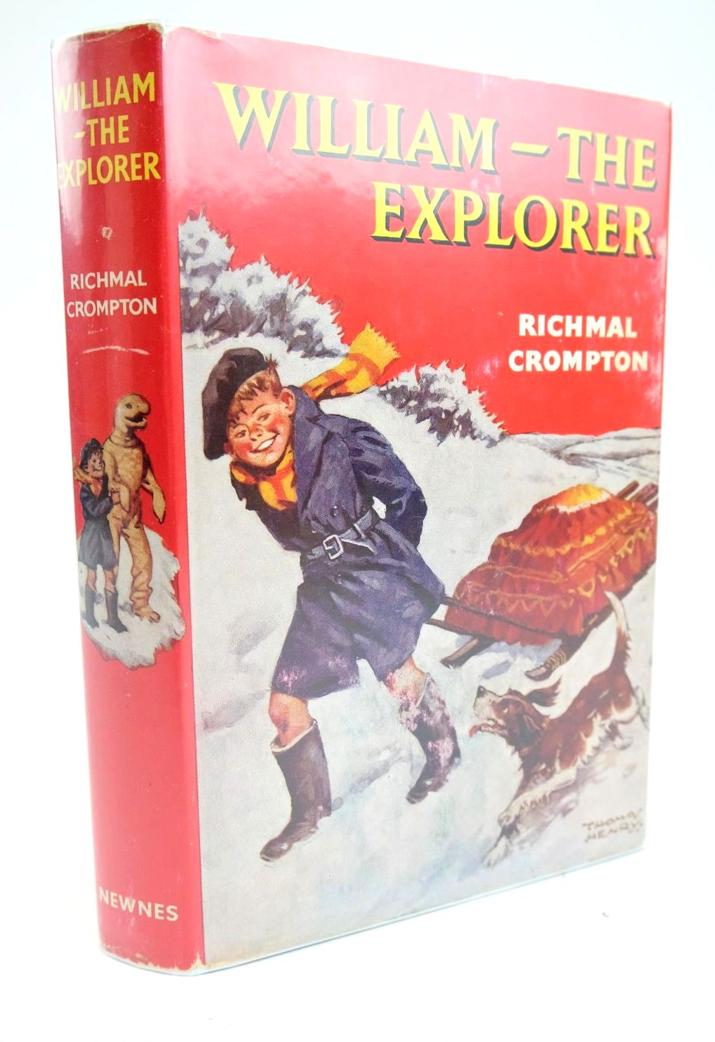 Photo of WILLIAM THE EXPLORER- Stock Number: 1319426