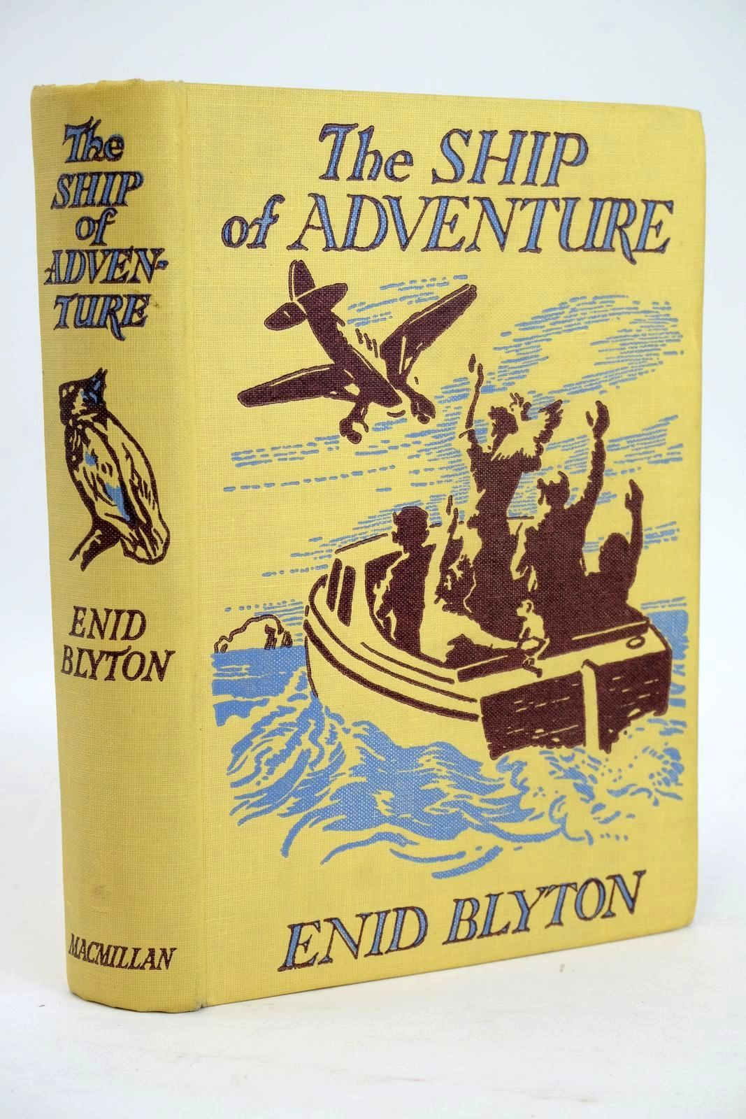 Photo of THE SHIP OF ADVENTURE- Stock Number: 1319434