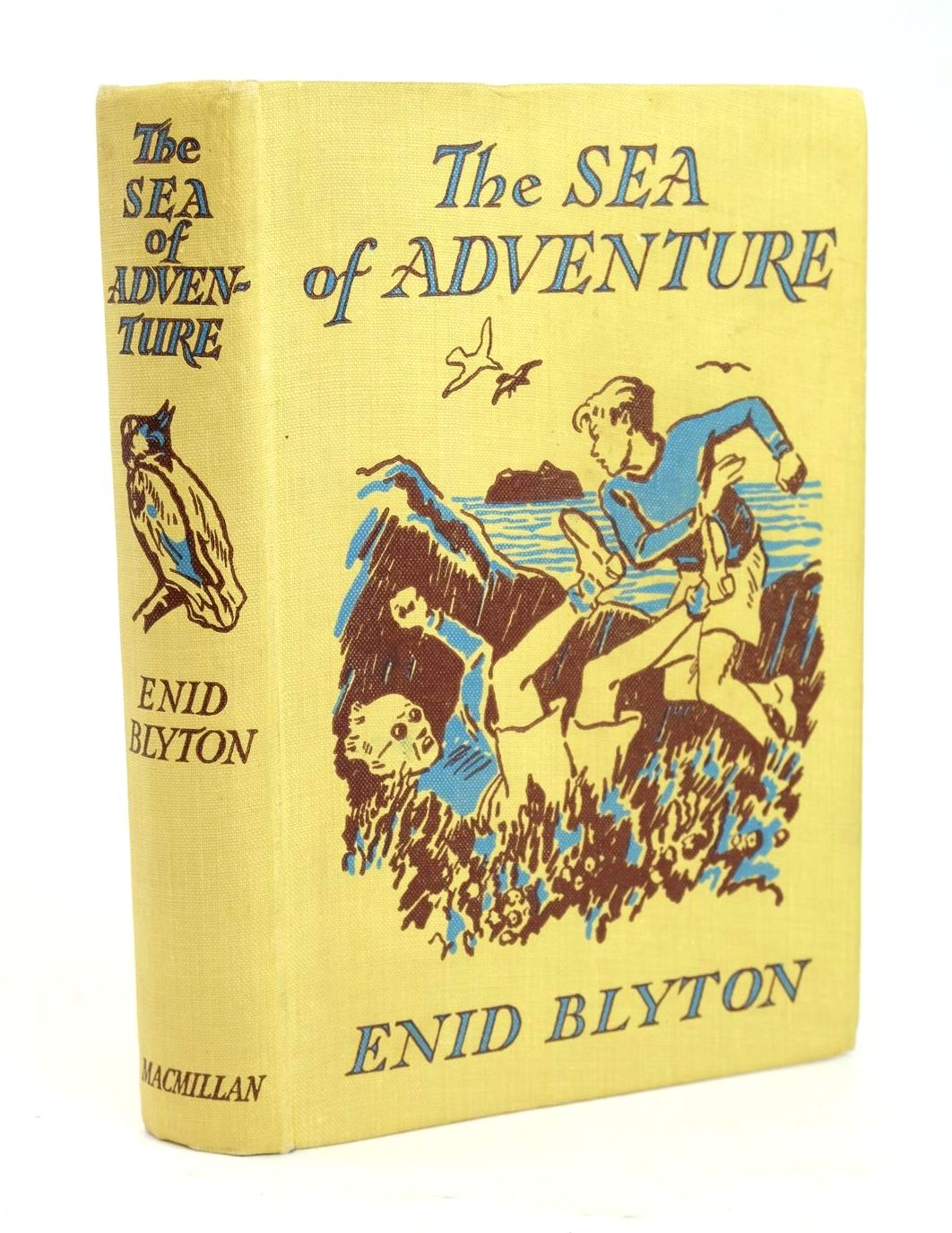 Photo of THE SEA OF ADVENTURE- Stock Number: 1319435