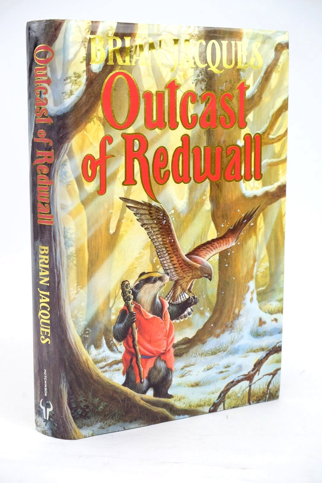 Photo of OUTCAST OF REDWALL written by Jacques, Brian illustrated by Curless, Allan published by Hutchinson (STOCK CODE: 1319438)  for sale by Stella & Rose's Books