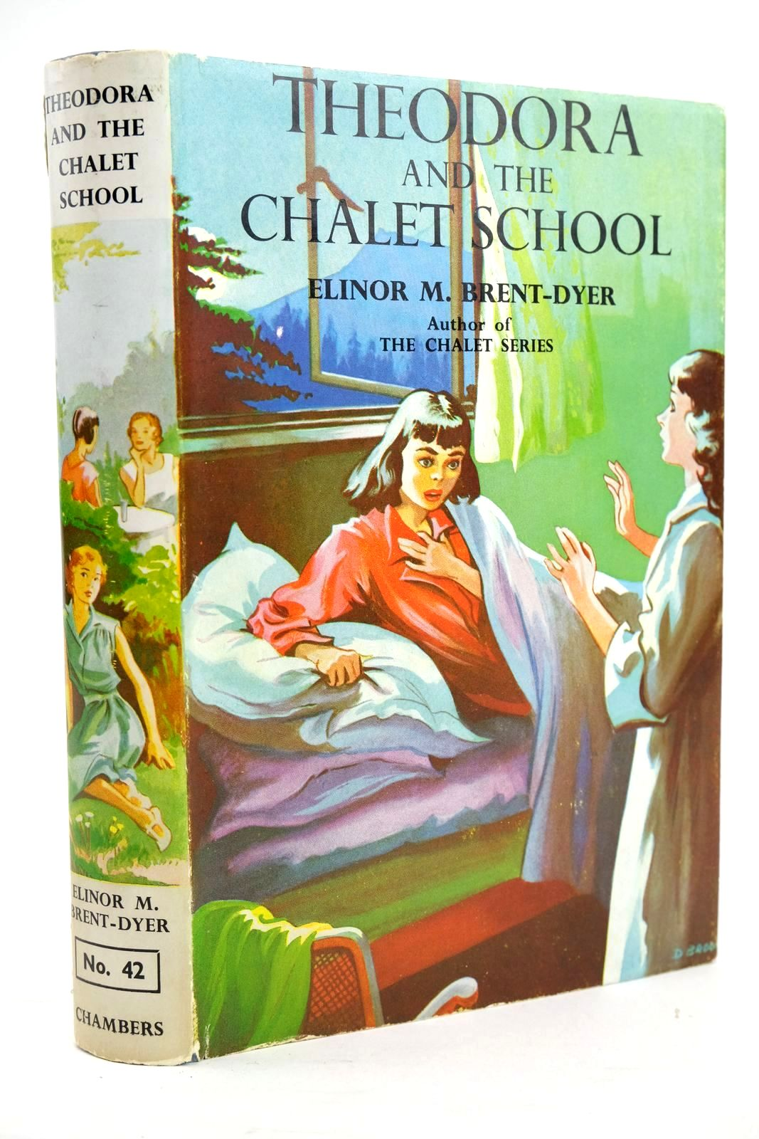 Photo of THEODORA AND THE CHALET SCHOOL- Stock Number: 1319457