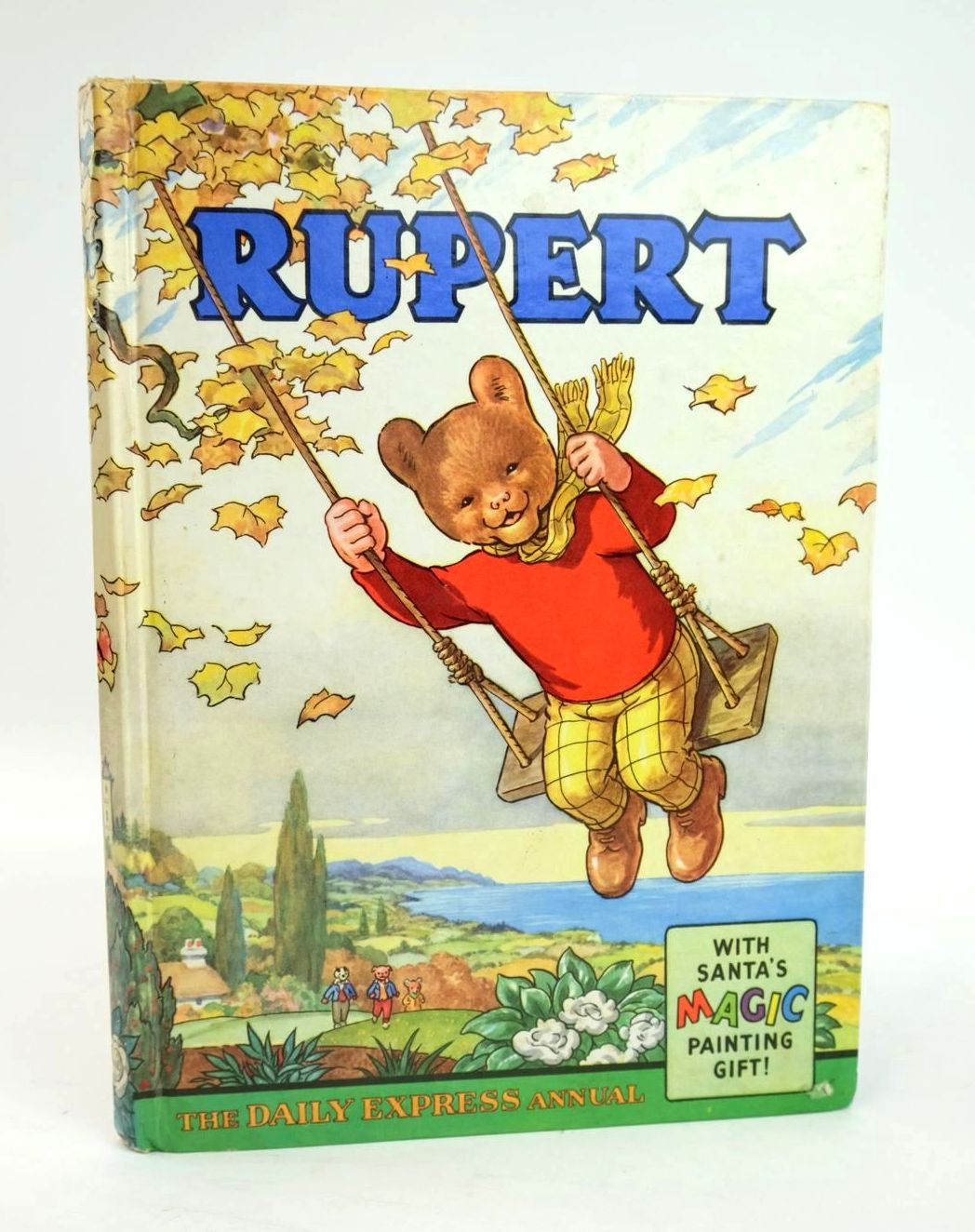 Photo of RUPERT ANNUAL 1961 written by Bestall, Alfred illustrated by Bestall, Alfred published by Daily Express (STOCK CODE: 1319464)  for sale by Stella & Rose's Books