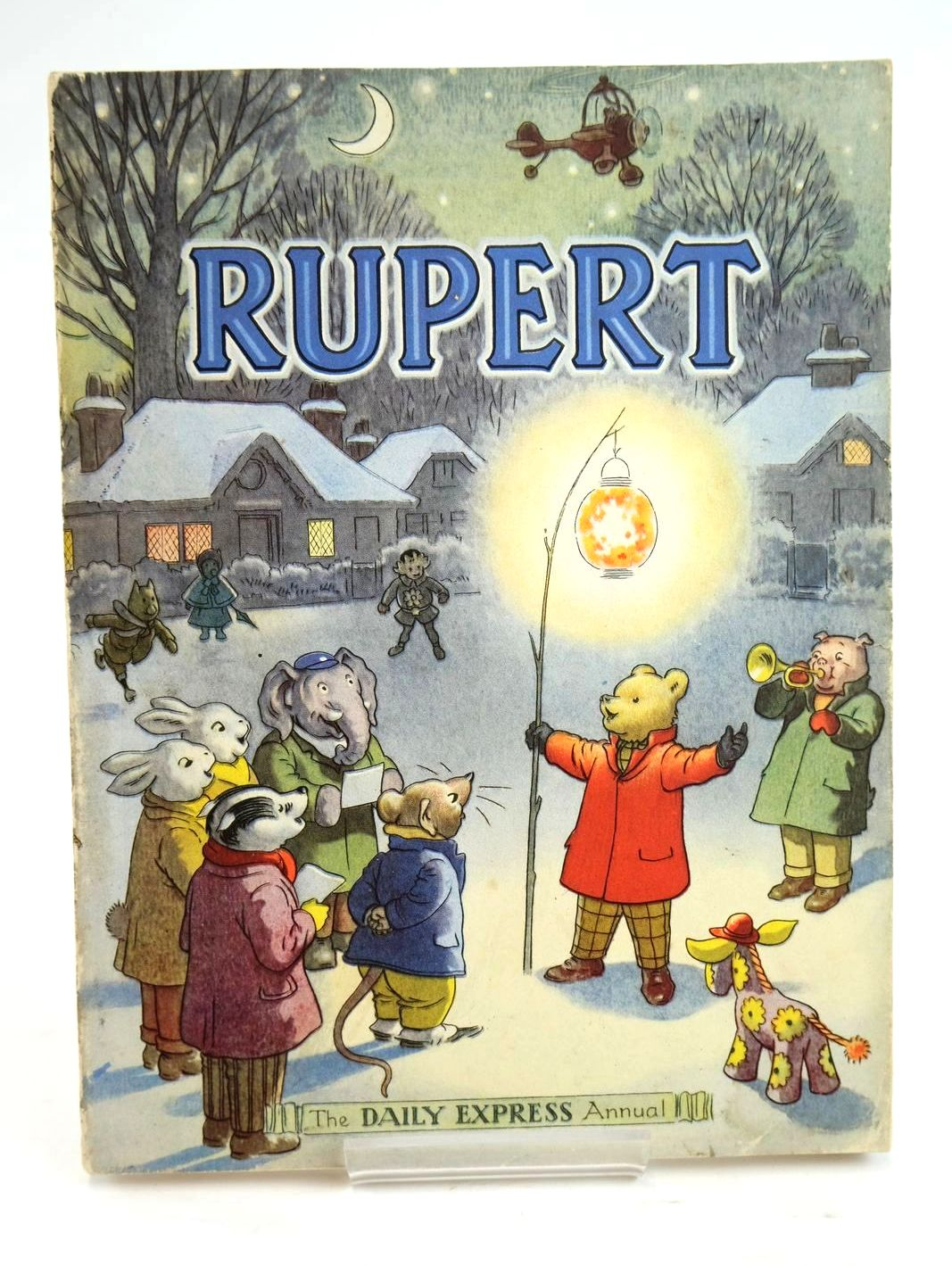 Photo of RUPERT ANNUAL 1949 written by Bestall, Alfred illustrated by Bestall, Alfred published by Daily Express (STOCK CODE: 1319465)  for sale by Stella & Rose's Books