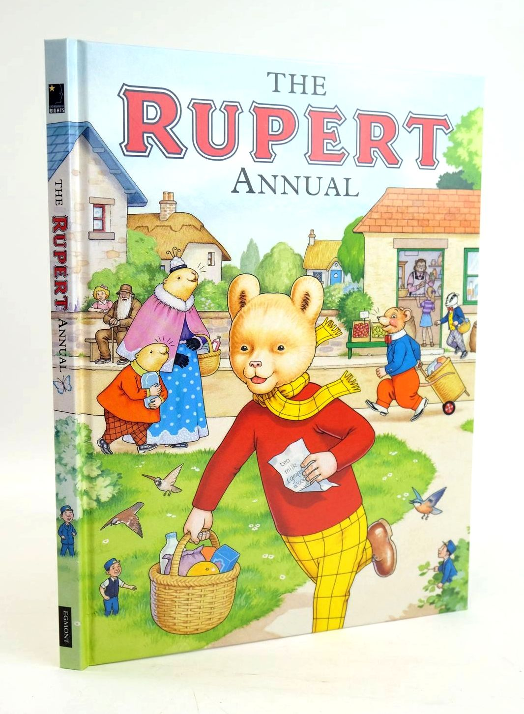 Photo of RUPERT ANNUAL 2007- Stock Number: 1319472
