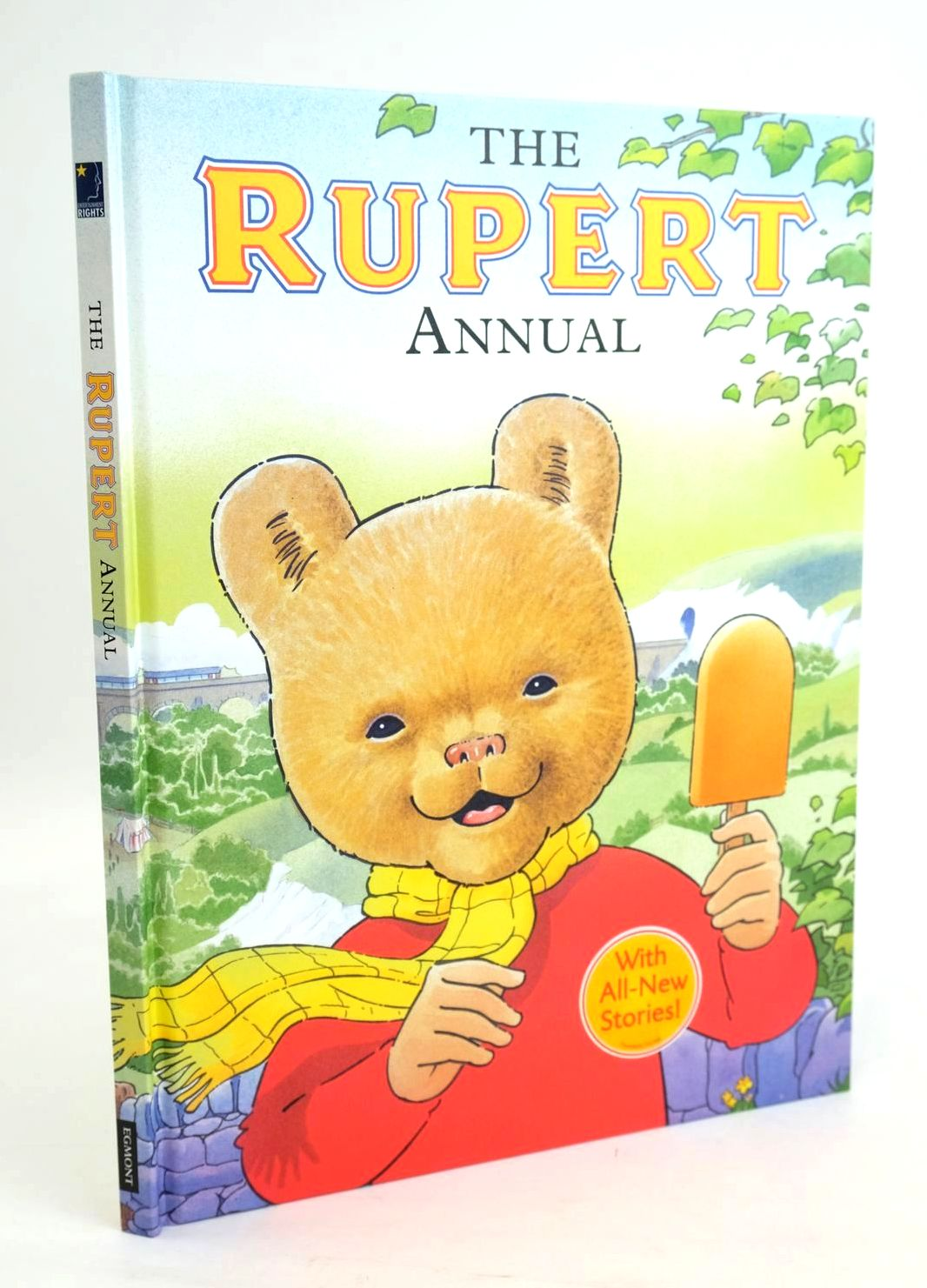 Photo of RUPERT ANNUAL 2008- Stock Number: 1319473
