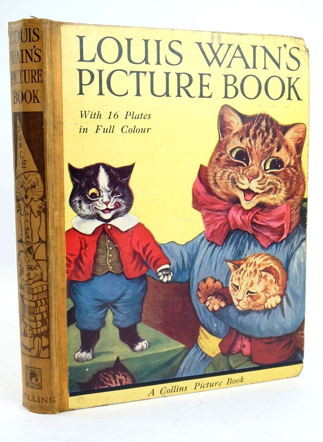 Photo of LOUIS WAIN'S PICTURE BOOK- Stock Number: 1319478