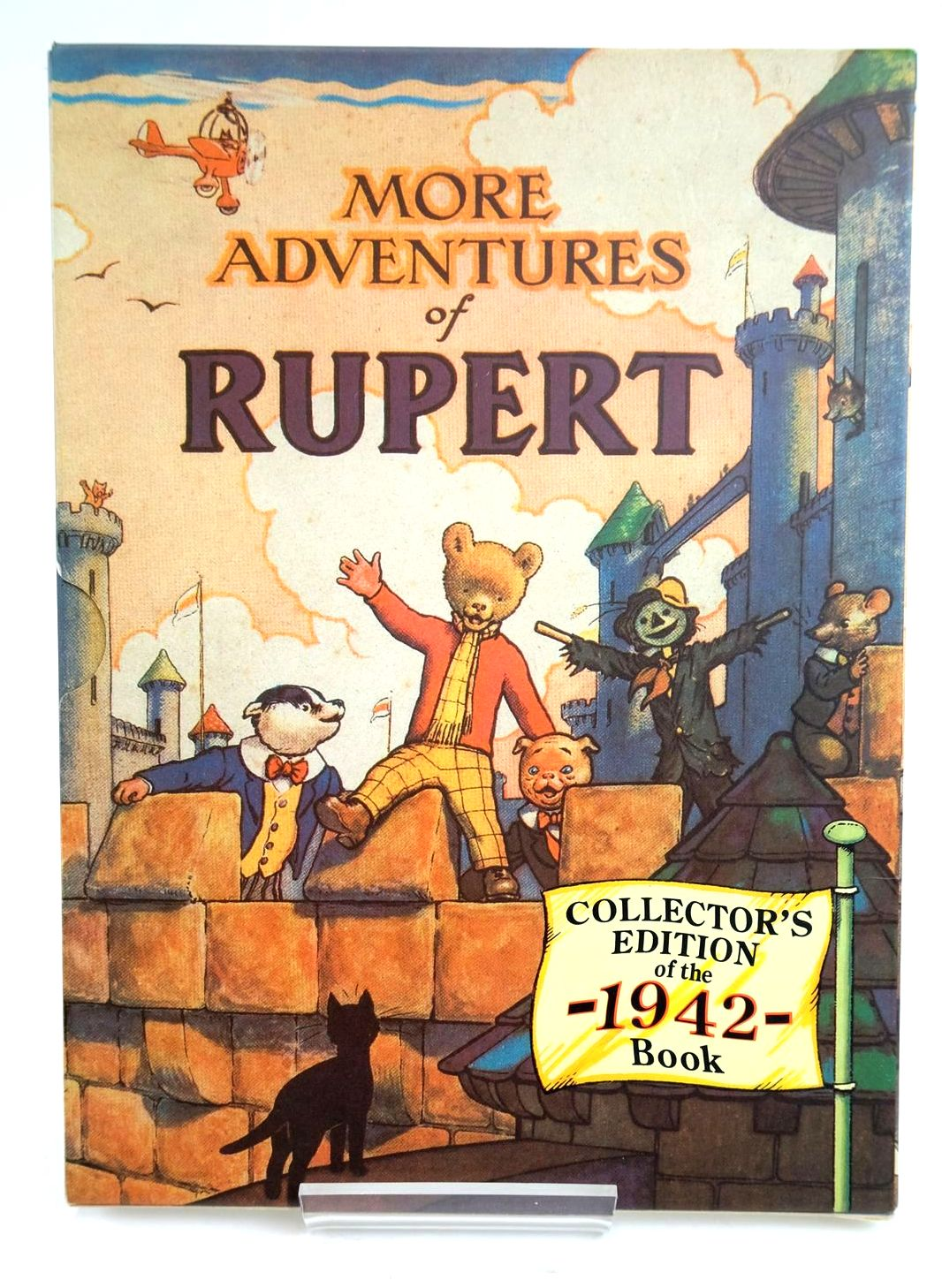 Photo of RUPERT ANNUAL 1942 (FACSIMILE) - MORE ADVENTURES OF RUPERT- Stock Number: 1319479
