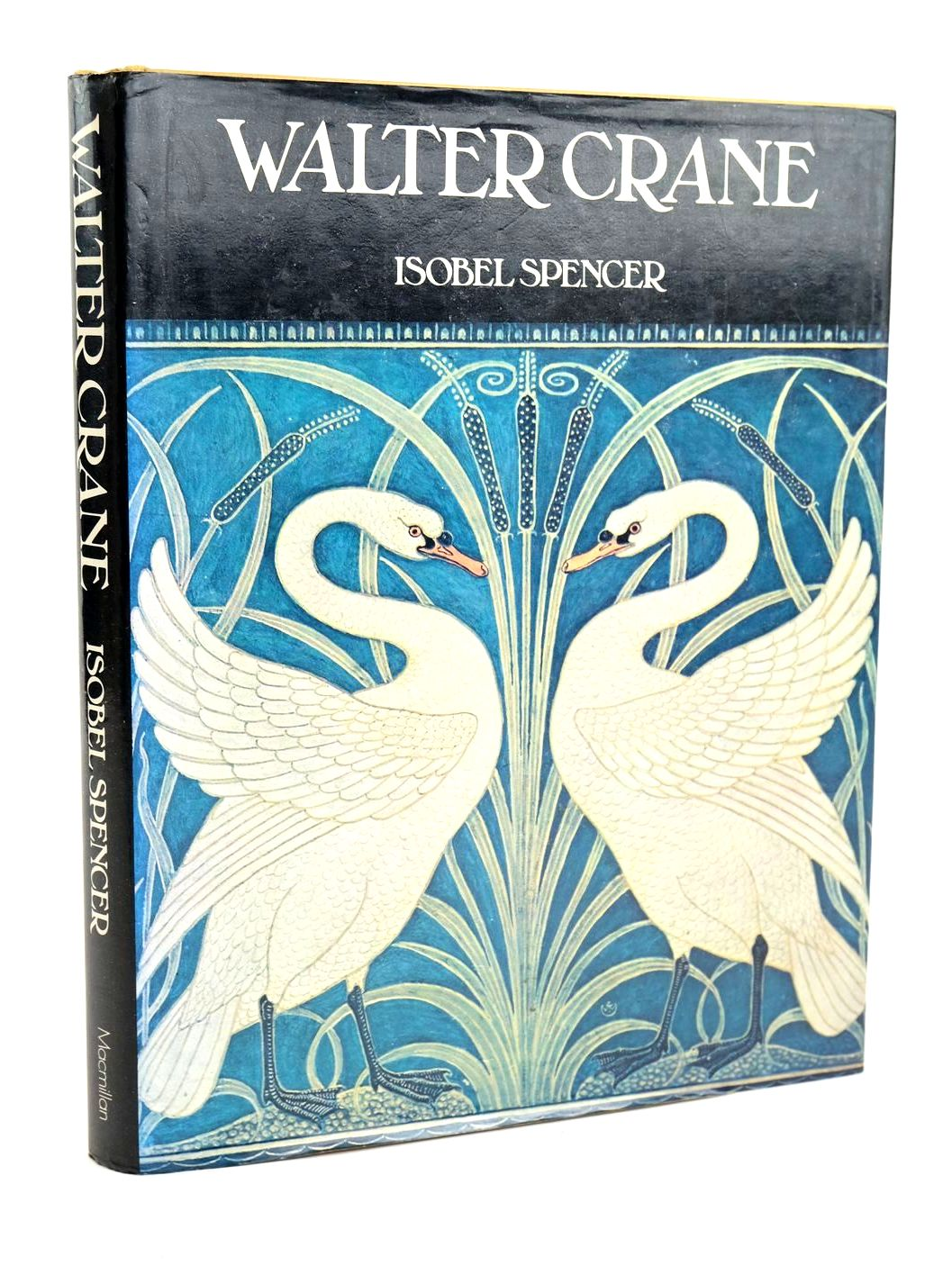 Photo of WALTER CRANE written by Spencer, Isobel illustrated by Crane, Walter published by Macmillan Publishing Co. Inc. (STOCK CODE: 1319488)  for sale by Stella & Rose's Books