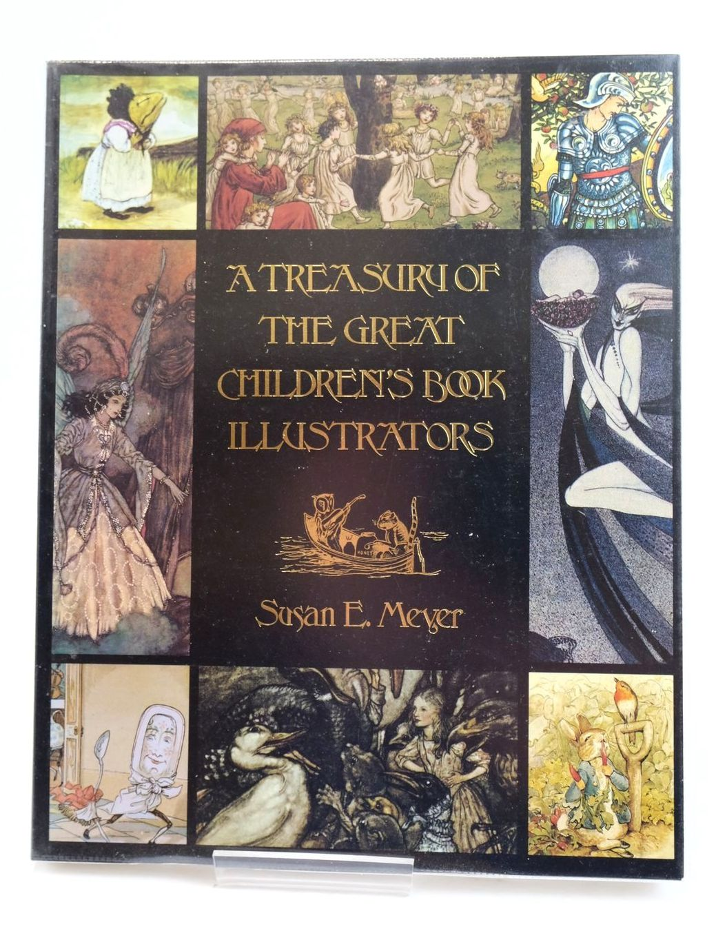 Photo of A TREASURY OF THE GREAT CHILDREN'S BOOK ILLUSTRATORS- Stock Number: 1319490