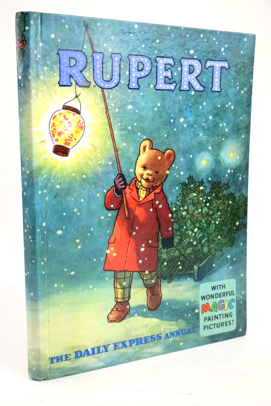 Photo of RUPERT ANNUAL 1960 written by Bestall, Alfred illustrated by Bestall, Alfred published by Daily Express (STOCK CODE: 1319495)  for sale by Stella & Rose's Books