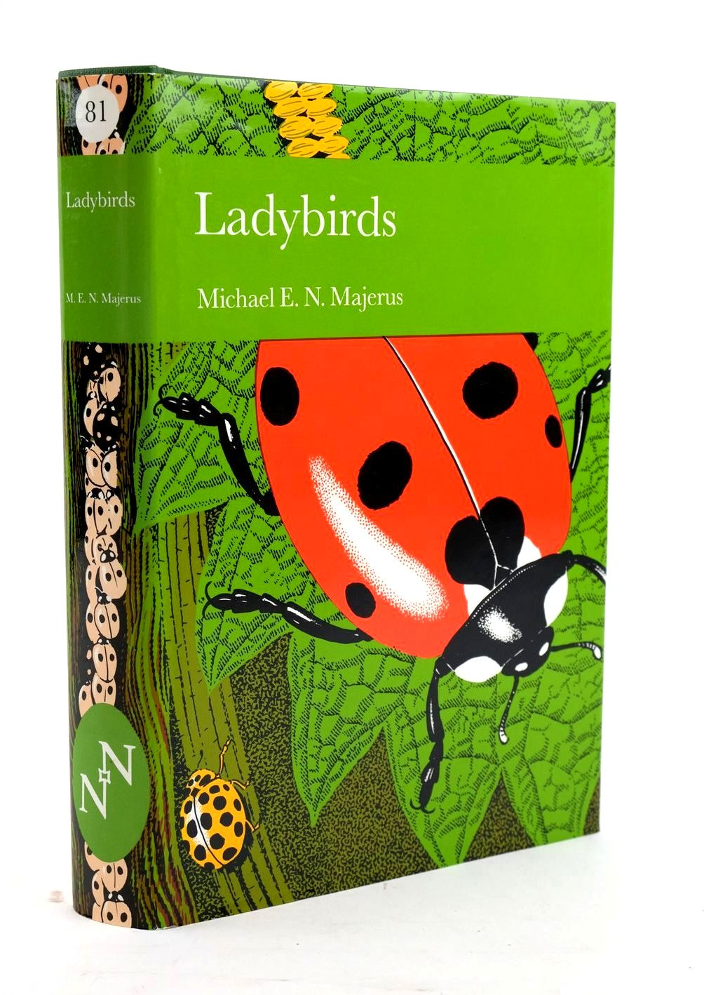 Photo of LADYBIRDS (NN 81) written by Majerus, Michael E.N. published by Harper Collins (STOCK CODE: 1319502)  for sale by Stella & Rose's Books