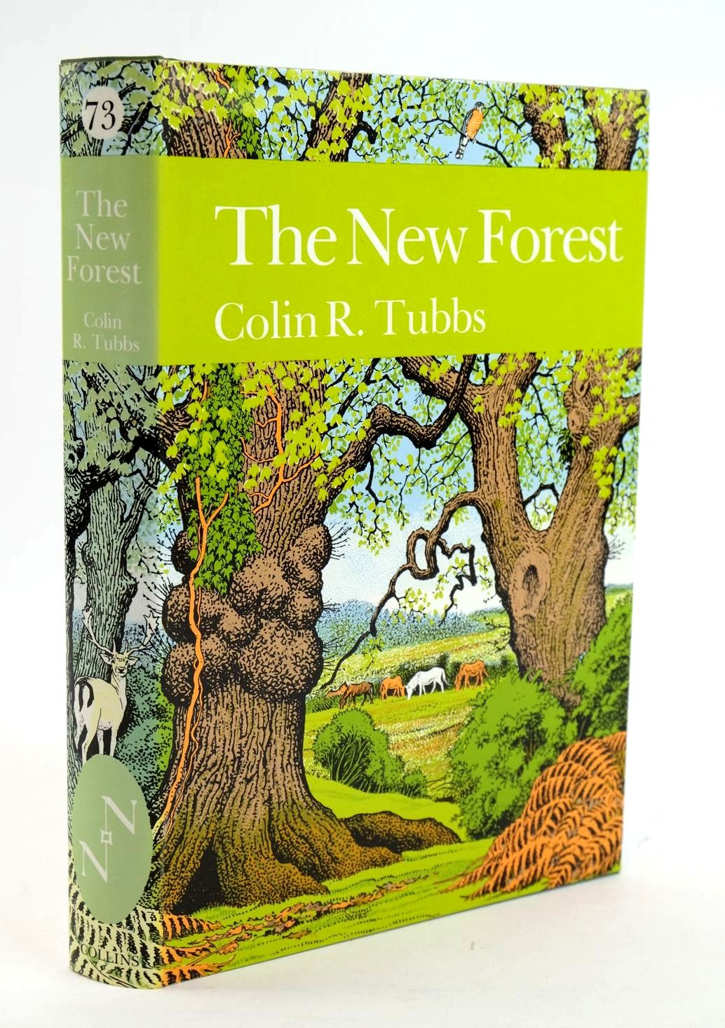Photo of THE NEW FOREST (NN 73) written by Tubbs, Colin R. published by Collins (STOCK CODE: 1319503)  for sale by Stella & Rose's Books