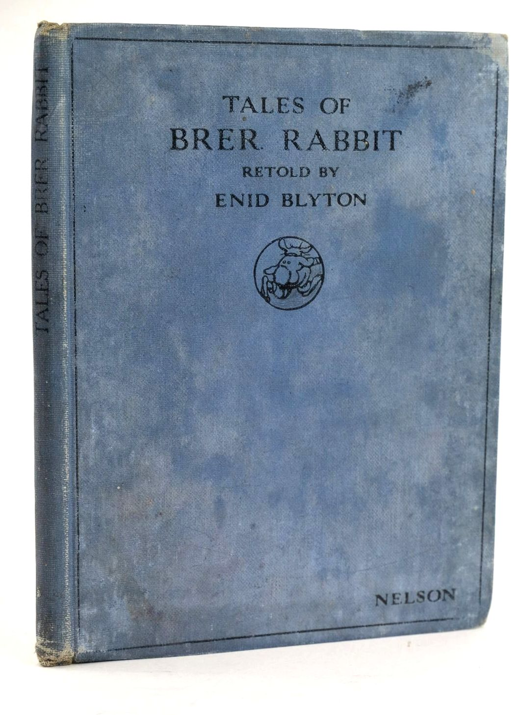 Photo of TALES OF BRER RABBIT- Stock Number: 1319506