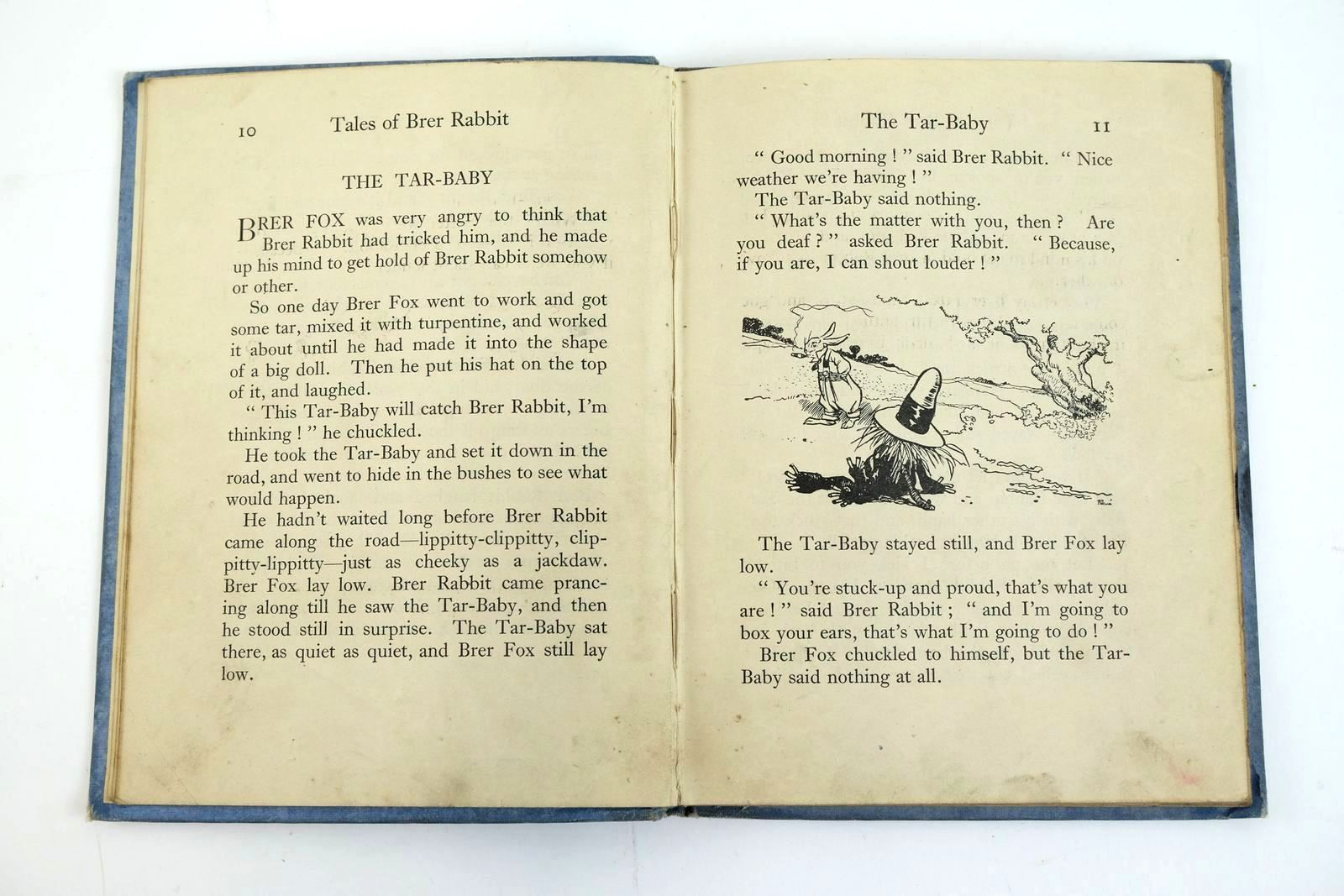 Photo of TALES OF BRER RABBIT written by Blyton, Enid published by Thomas Nelson and Sons Ltd. (STOCK CODE: 1319506)  for sale by Stella & Rose's Books