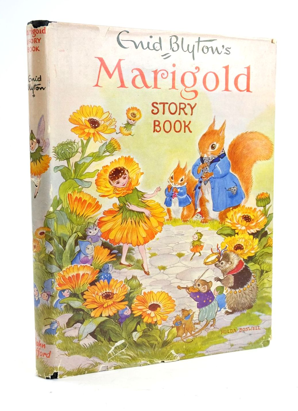 Photo of ENID BLYTON'S MARIGOLD STORY BOOK- Stock Number: 1319507