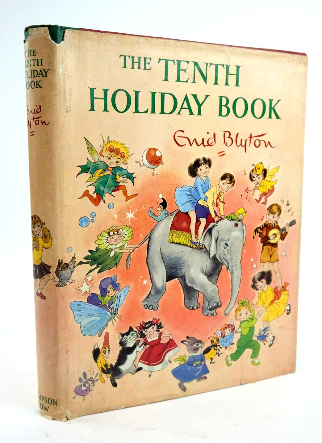 Photo of THE TENTH HOLIDAY BOOK- Stock Number: 1319508
