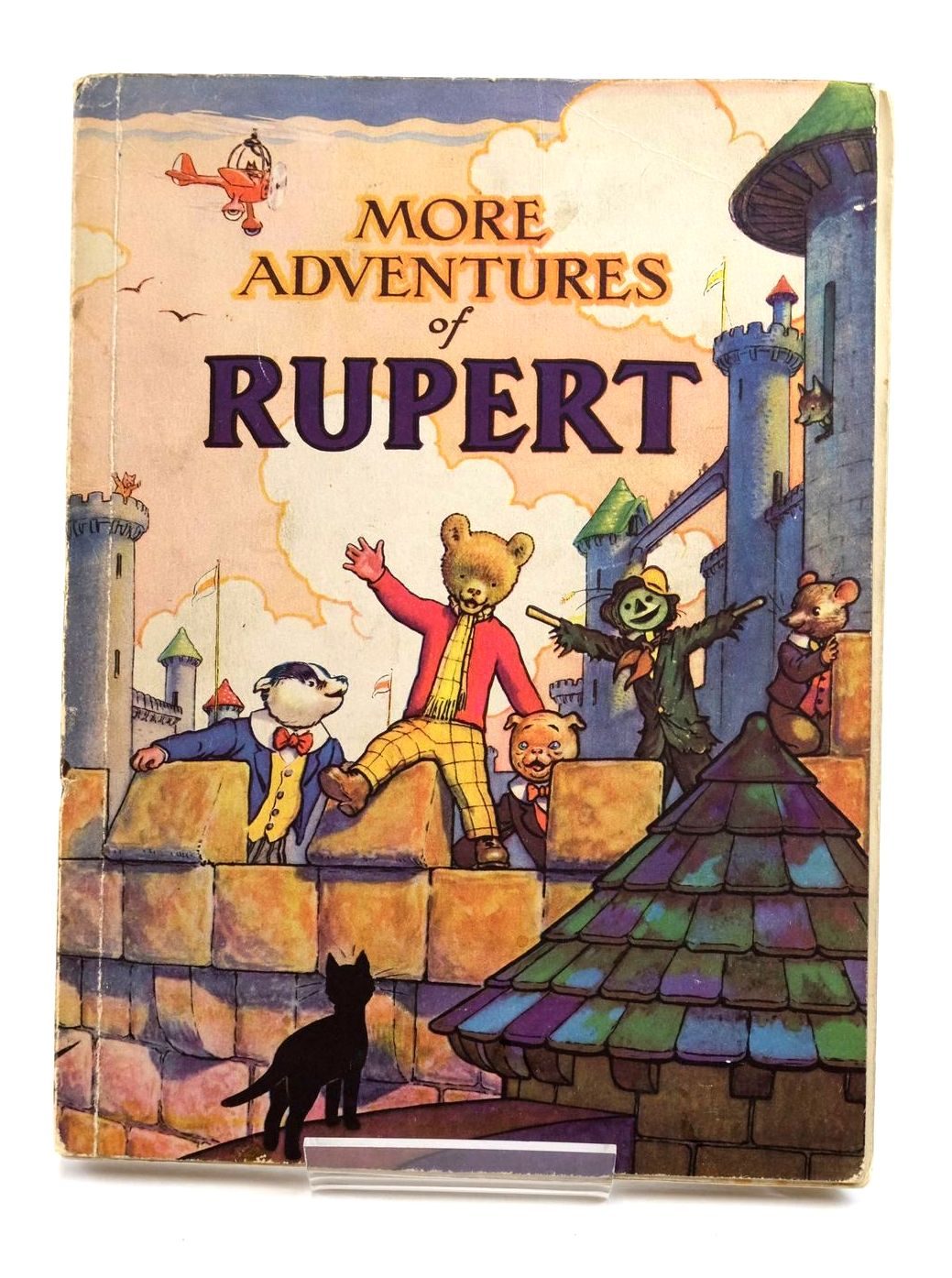 Photo of RUPERT ANNUAL 1942 - MORE ADVENTURES OF RUPERT- Stock Number: 1319509
