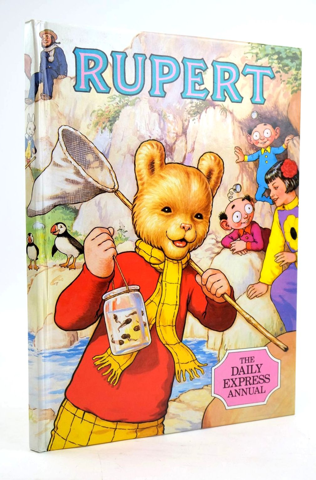 Photo of RUPERT ANNUAL 1986 illustrated by Harrold, John published by Express Newspapers Ltd. (STOCK CODE: 1319527)  for sale by Stella & Rose's Books