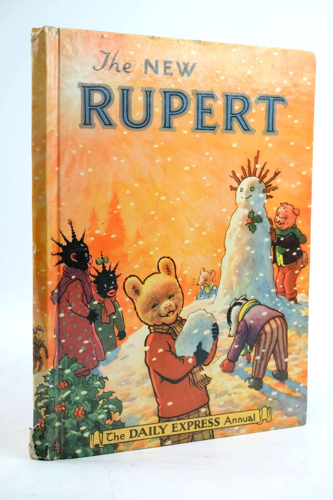 Photo of RUPERT ANNUAL 1954 - THE NEW RUPERT- Stock Number: 1319530