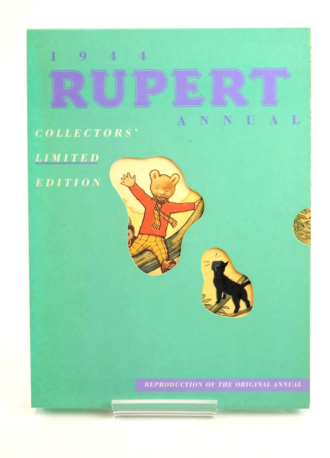 Photo of RUPERT ANNUAL 1944 (FACSIMILE) - RUPERT IN MORE ADVENTURES- Stock Number: 1319532