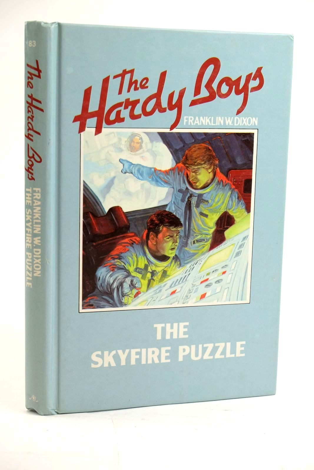Photo of THE SKYFIRE PUZZLE- Stock Number: 1319540