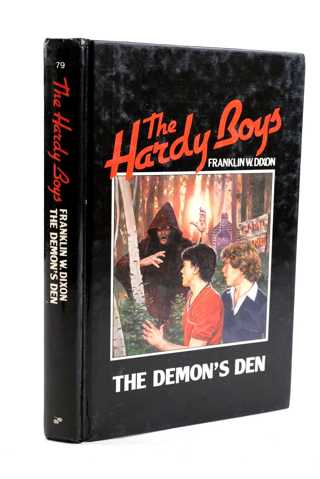 Photo of THE DEMON'S DEN- Stock Number: 1319541