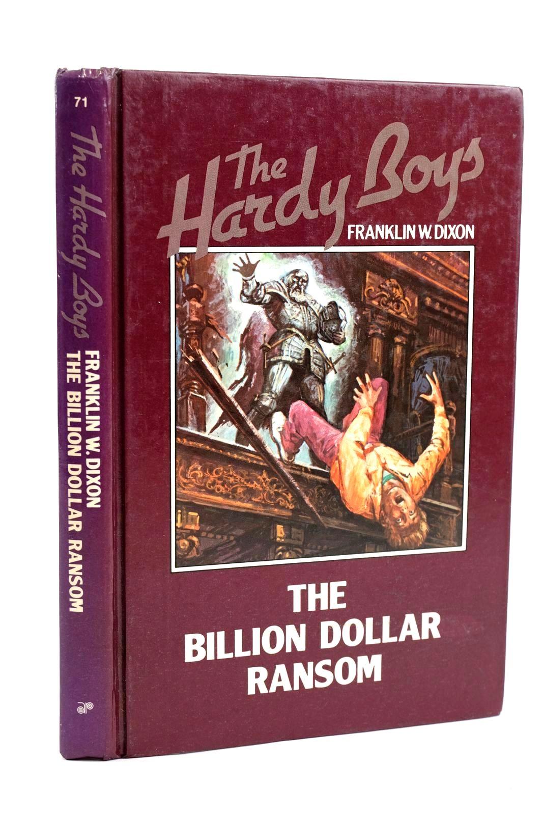Photo of THE BILLION DOLLAR RANSOM- Stock Number: 1319545