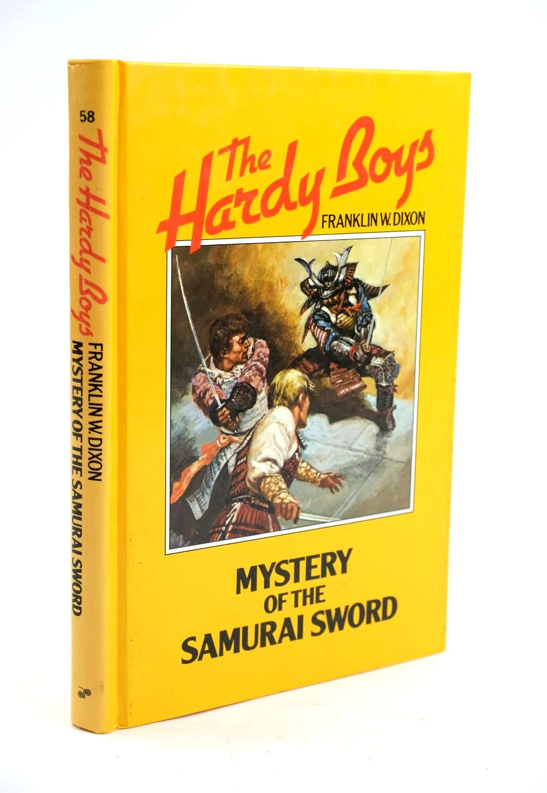 Photo of MYSTERY OF THE SAMURAI SWORD- Stock Number: 1319547