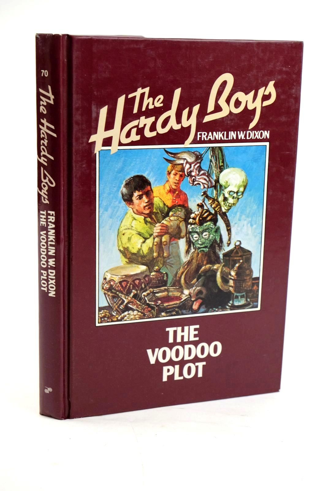 Photo of THE VOODOO PLOT- Stock Number: 1319552