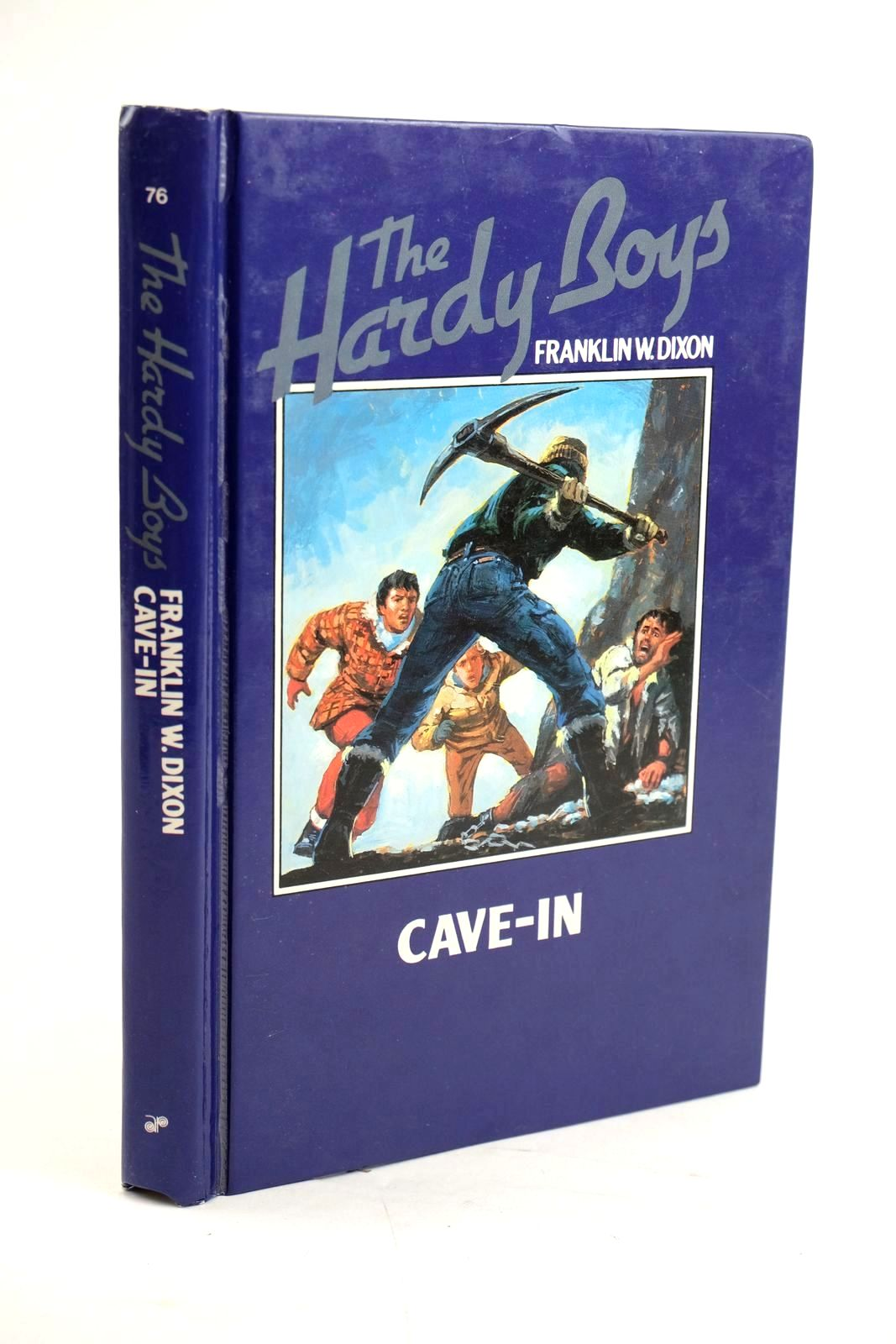 Photo of CAVE-IN- Stock Number: 1319553