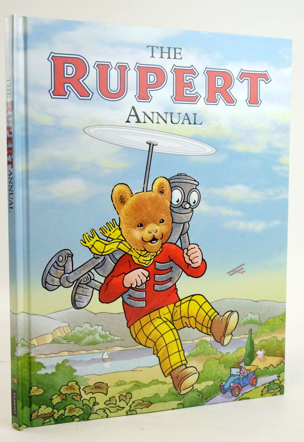 Photo of RUPERT ANNUAL 2011- Stock Number: 1319557