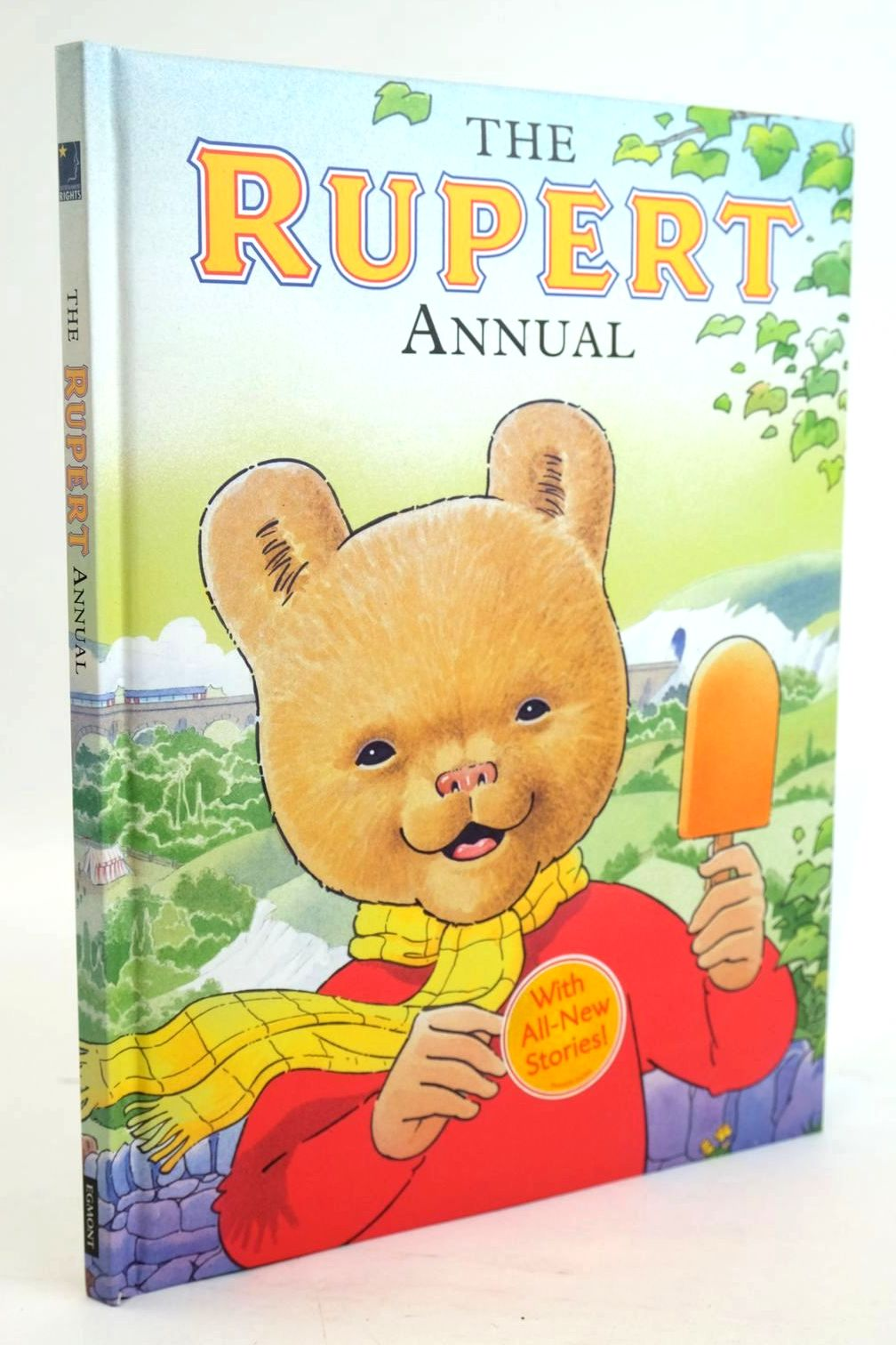 Photo of RUPERT ANNUAL 2008- Stock Number: 1319558