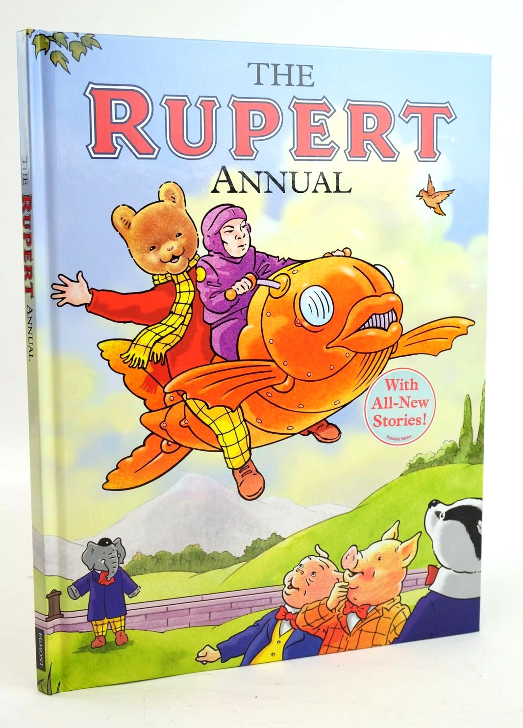 Photo of RUPERT ANNUAL 2009- Stock Number: 1319559
