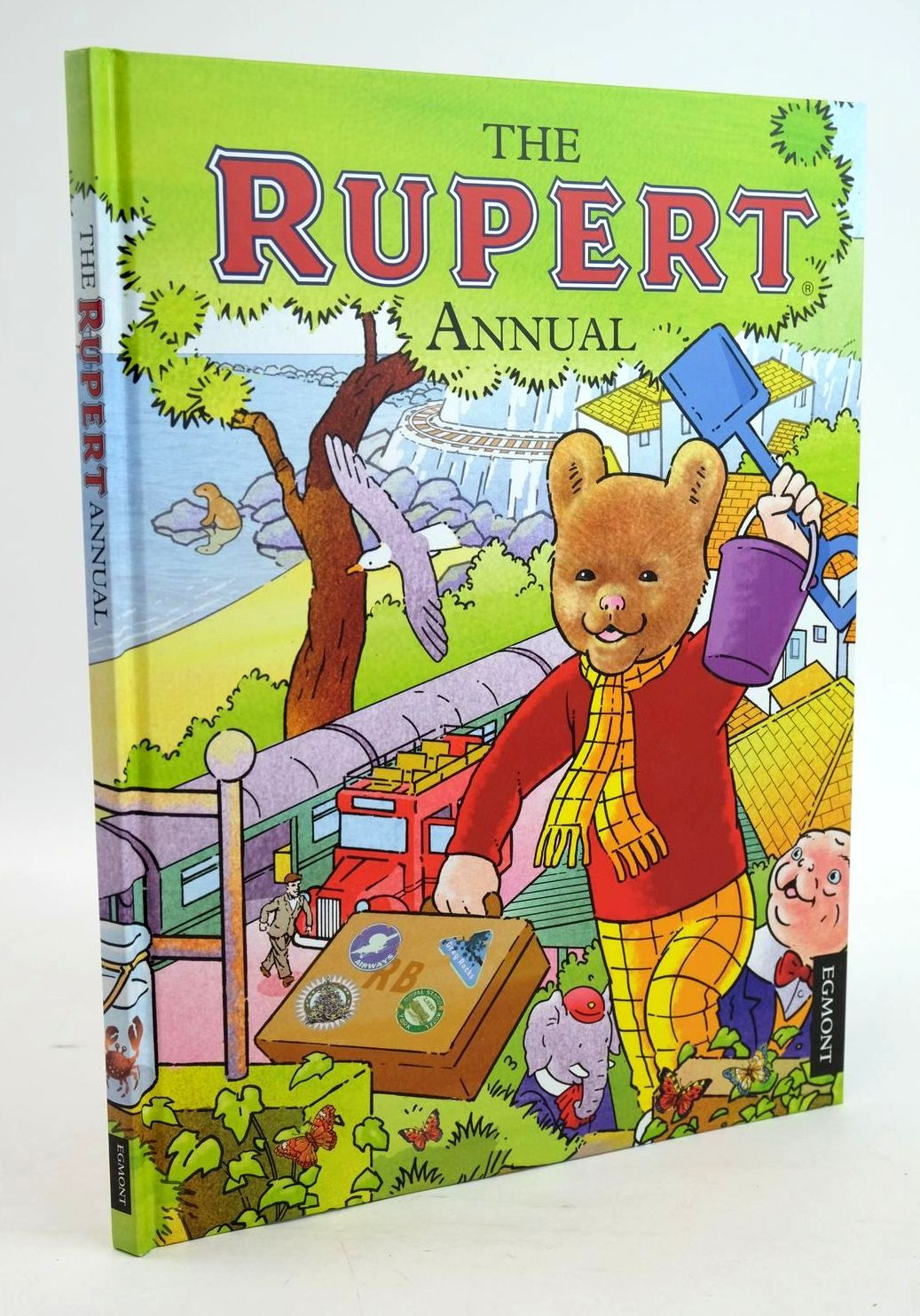 Photo of RUPERT ANNUAL 2012- Stock Number: 1319564