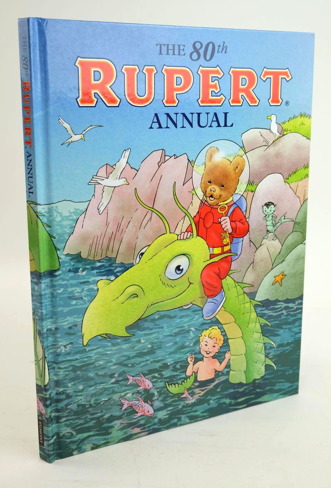 Photo of RUPERT ANNUAL 2015- Stock Number: 1319566