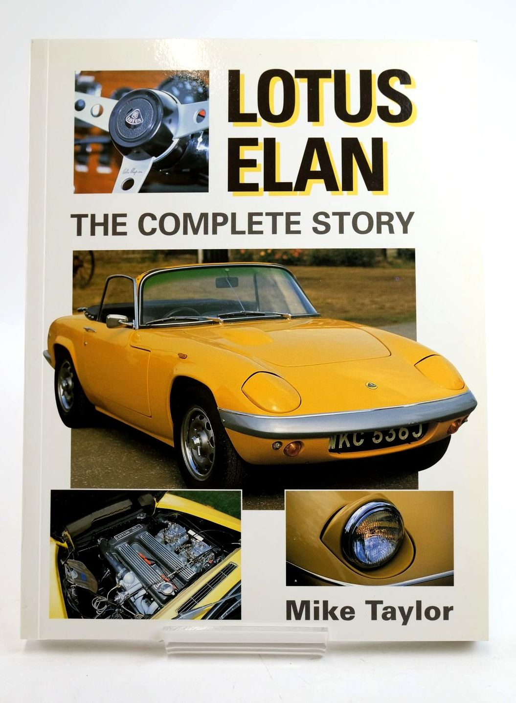 Photo of LOTUS ELAN THE COMPLETE STORY- Stock Number: 1319571