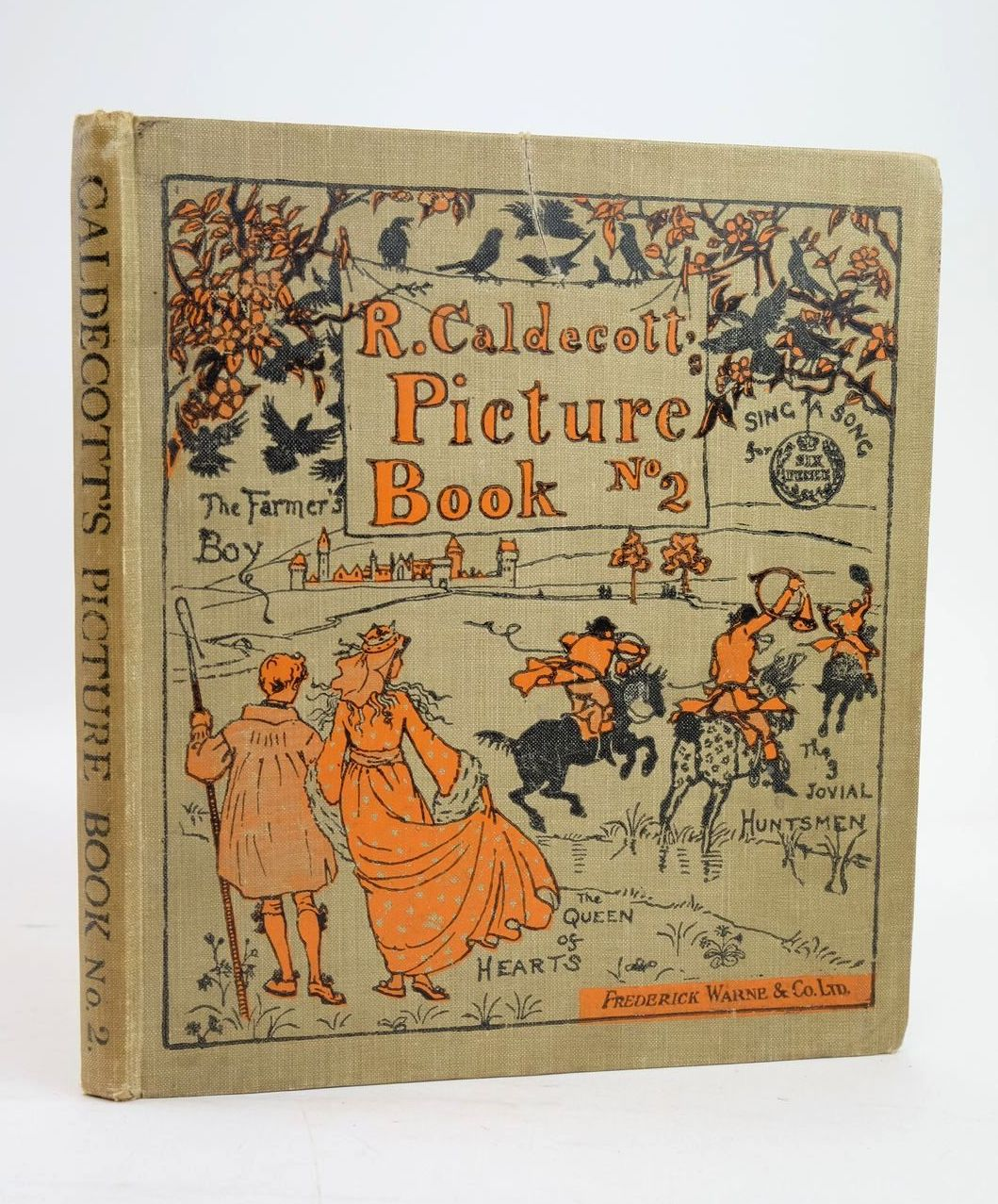 Photo of R. CALDECOTT'S PICTURE BOOK No. 2 illustrated by Caldecott, Randolph published by Frederick Warne & Co. (STOCK CODE: 1319580)  for sale by Stella & Rose's Books