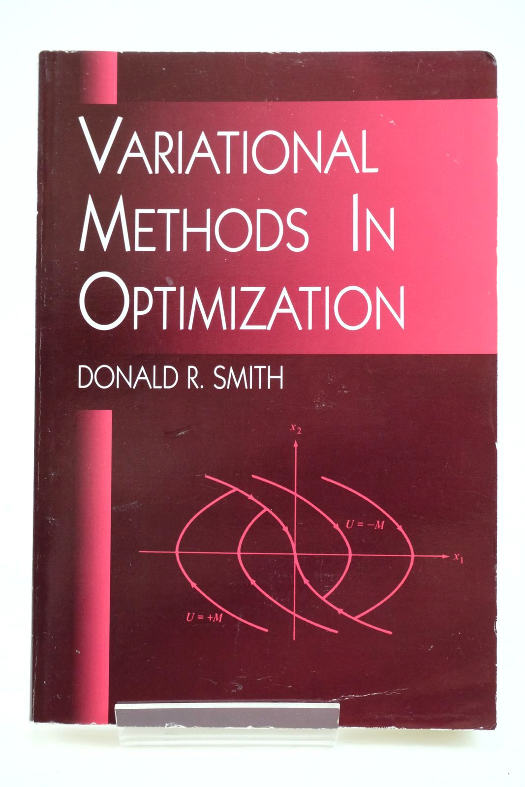 Photo of VARIATIONAL METHODS IN OPTIMIZATION written by Smith, Donald R. published by Dover Publications Inc. (STOCK CODE: 1319606)  for sale by Stella & Rose's Books