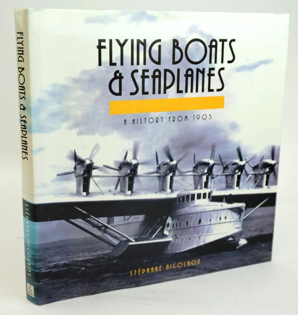 Photo of FLYING BOATS & SEAPLANES - A HISTORY FROM 1905- Stock Number: 1319620