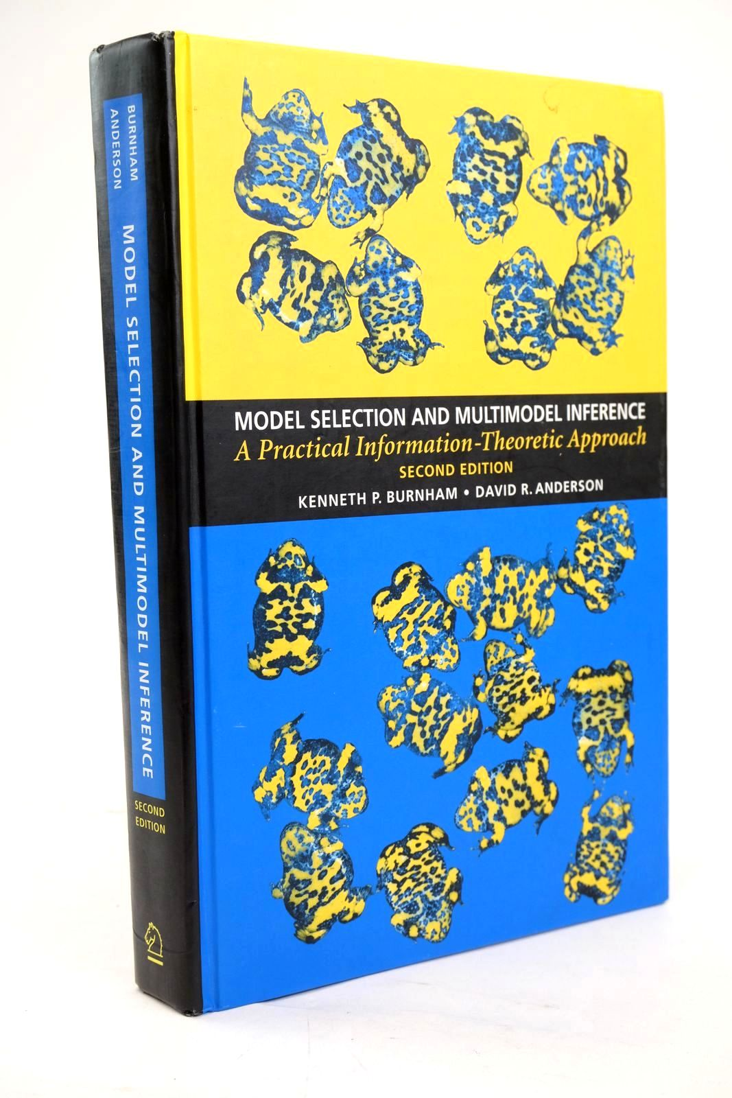 Photo of MODEL SELECTION AND MULTIMODEL INFERENCE- Stock Number: 1319622