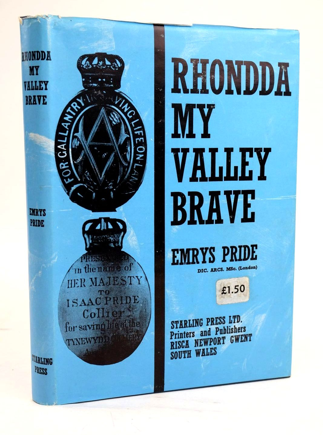 Photo of RHONDDA MY VALLEY BRAVE- Stock Number: 1319632
