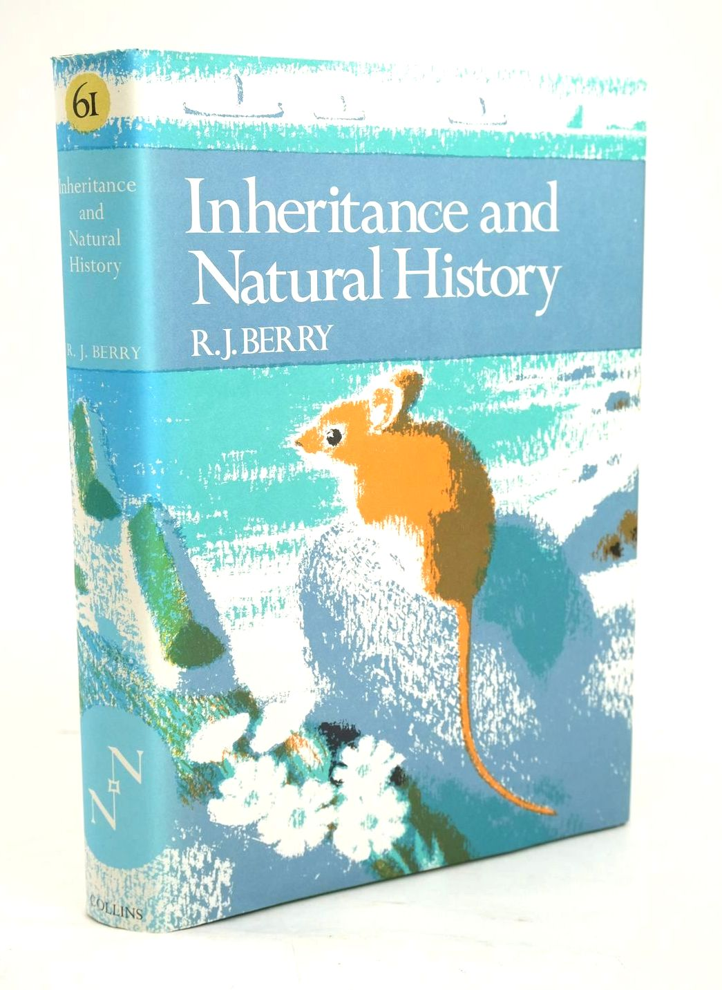 Photo of INHERITANCE AND NATURAL HISTORY (NN 61) written by Berry, R.J. published by Collins (STOCK CODE: 1319642)  for sale by Stella & Rose's Books