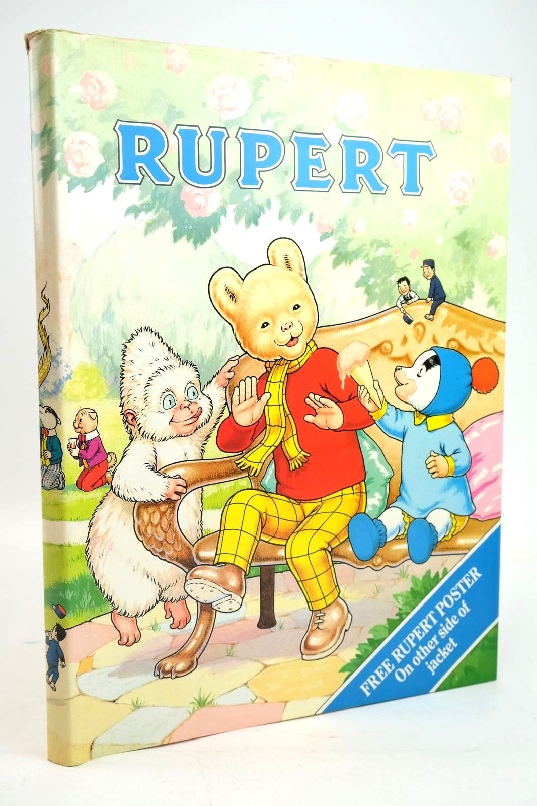 Photo of RUPERT ANNUAL 1990- Stock Number: 1319646