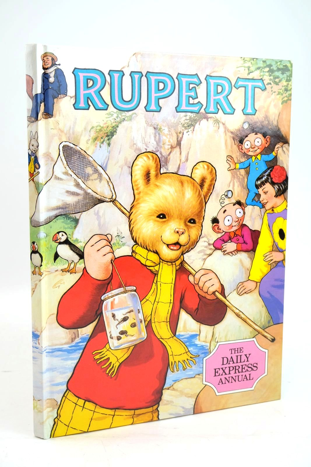 Photo of RUPERT ANNUAL 1986- Stock Number: 1319647